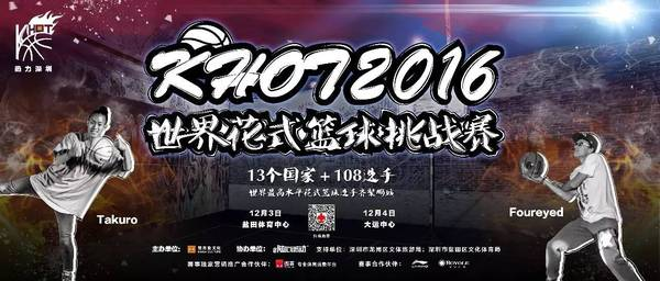 KHOT世界花式篮球大赛!