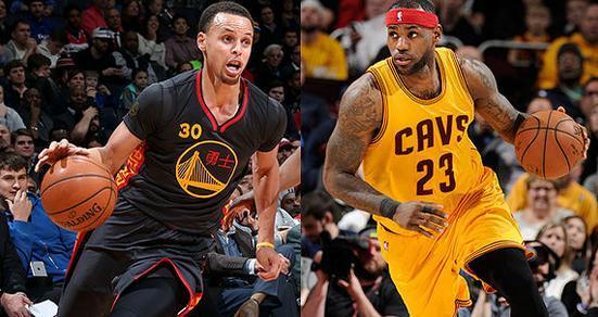 NBA决赛,一触即发!勇士骑士谁称霸?